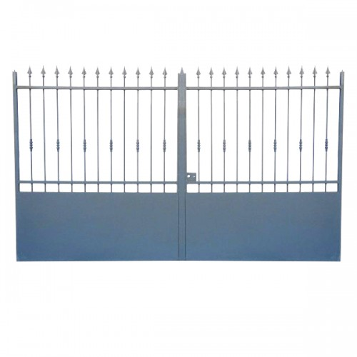 Portail Aluminium, portail maison en aluminium Modèle A3