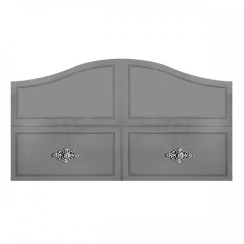 Portail Aluminium Modèle 1/2RAC