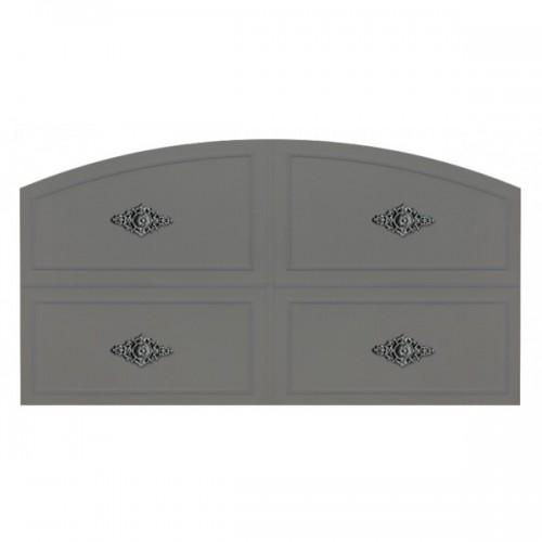 Portail Aluminium Modèle 2/4RAC
