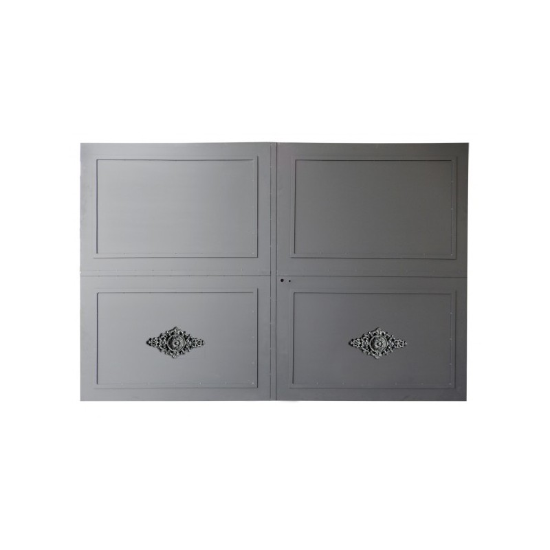 Portail Aluminium Modèle 3/2RAC