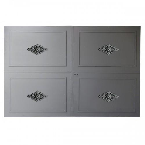Portail Aluminium Modèle 3/4RAC