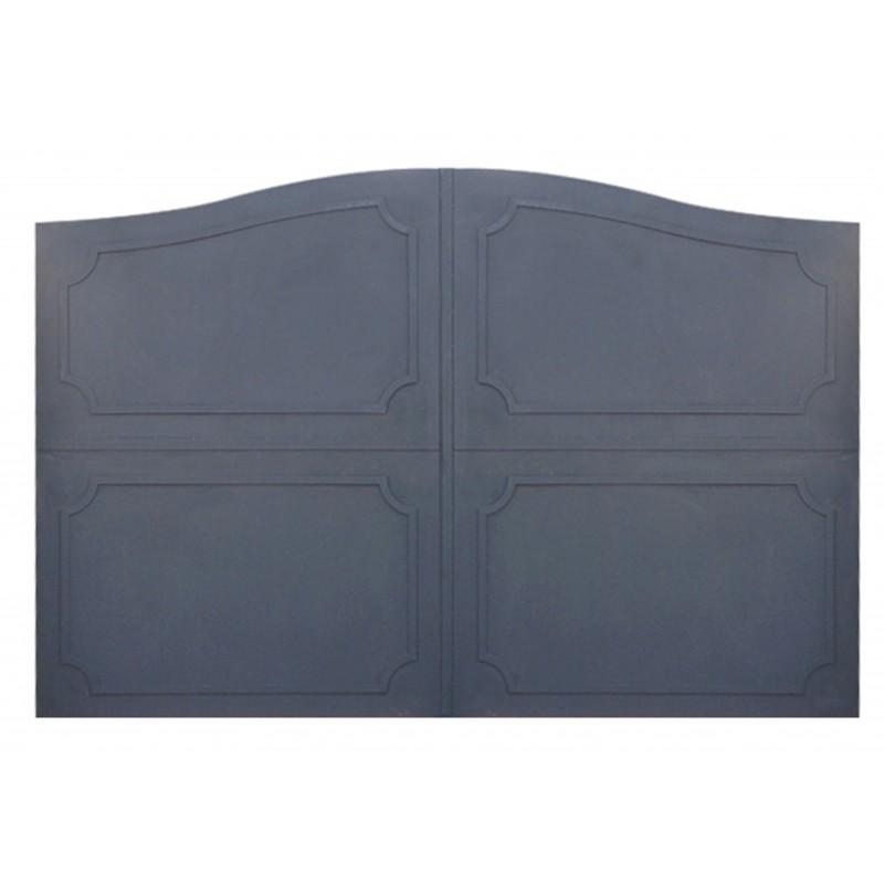 Portail cloture fer, portail fer contemporain et portail fer coulissant et portail fer battant 4, portail fer pour clôturer votr