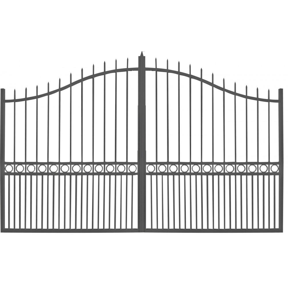portail fer ajour portail coulissant portail battant portail sur mesure. Black Bedroom Furniture Sets. Home Design Ideas