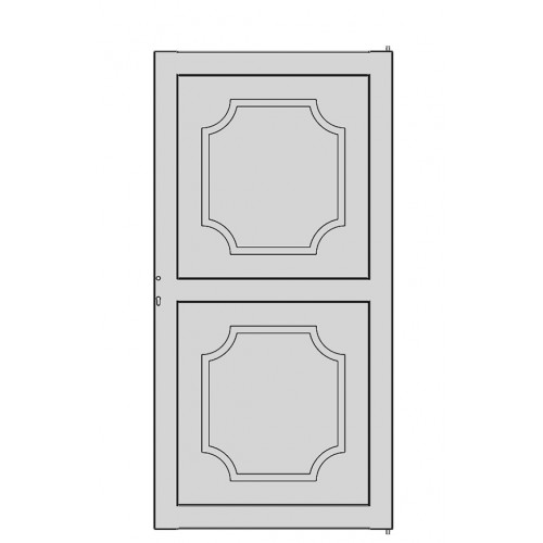 Portillon fer style fer forgé, ferronnerie portail, portillon fer