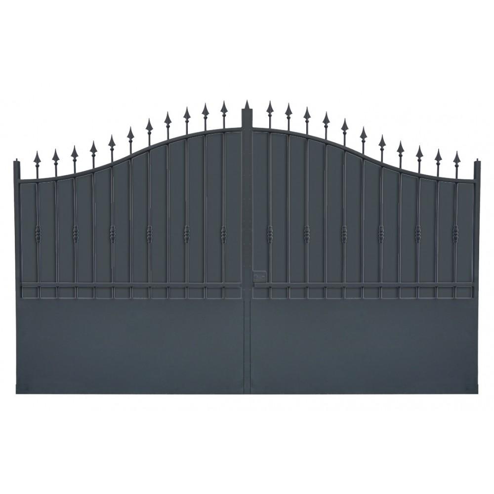 portail fer coulissant portail fer battant portail sur mesure. Black Bedroom Furniture Sets. Home Design Ideas