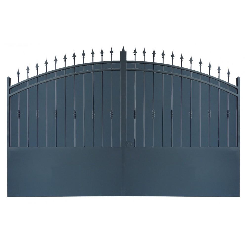 portail maison coulissant portail maison battant portail sur mesure fabricant portail france. Black Bedroom Furniture Sets. Home Design Ideas