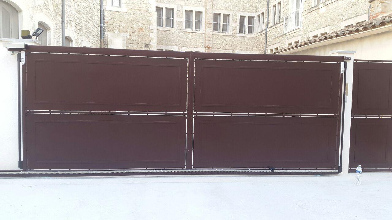 portail fer direct portail