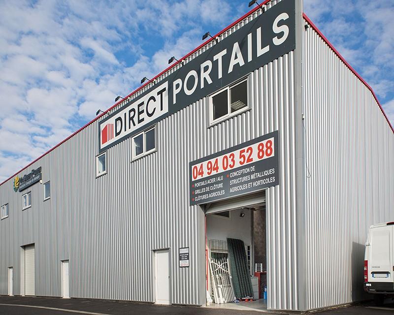 Direct Portails DEPT 83 et 06